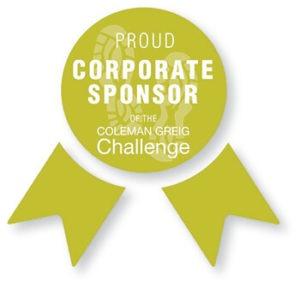 Coleman Greig Corporate Sponsor